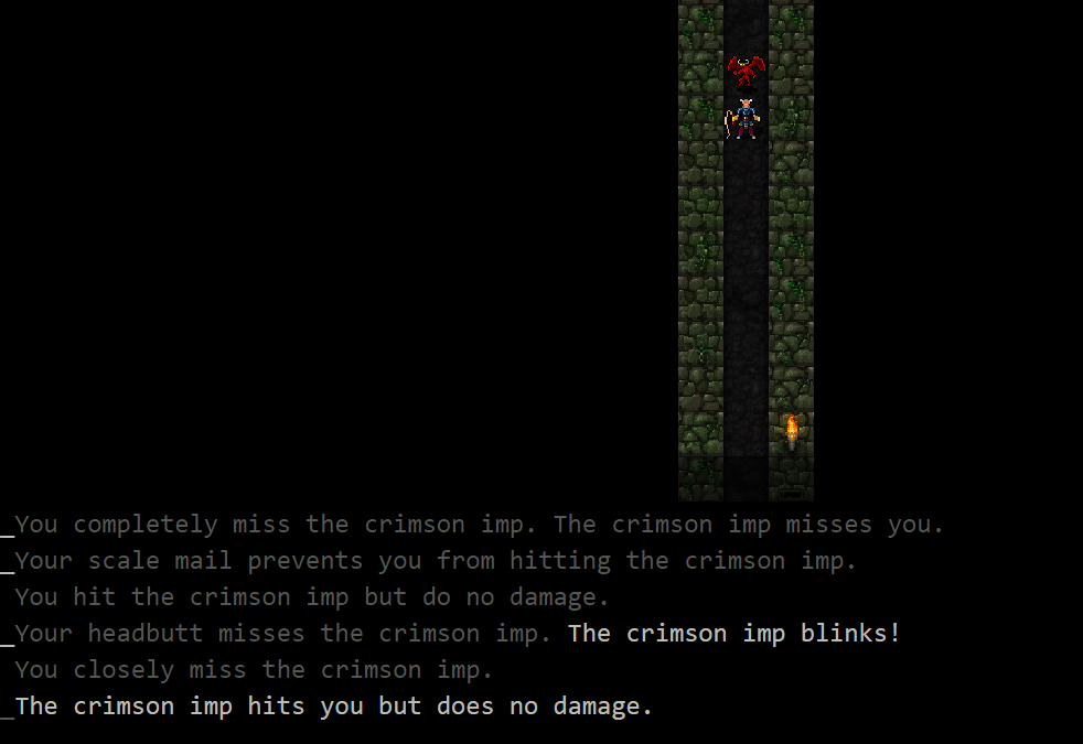 Why I Play Dungeon Crawl Stone Soup Every Day Even Though I Hate It
